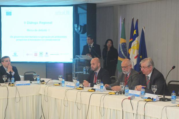 Cobertura do 5º Diálogo Regional
