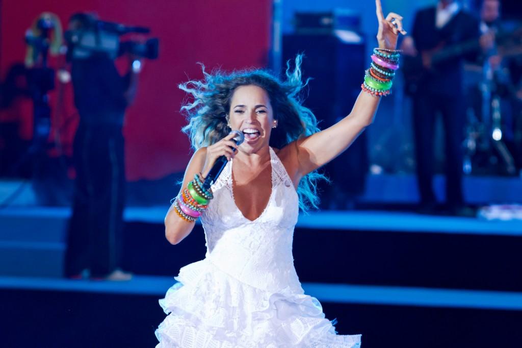 Daniela Mercury é uma das atrações | FOTO: Celia Santos
