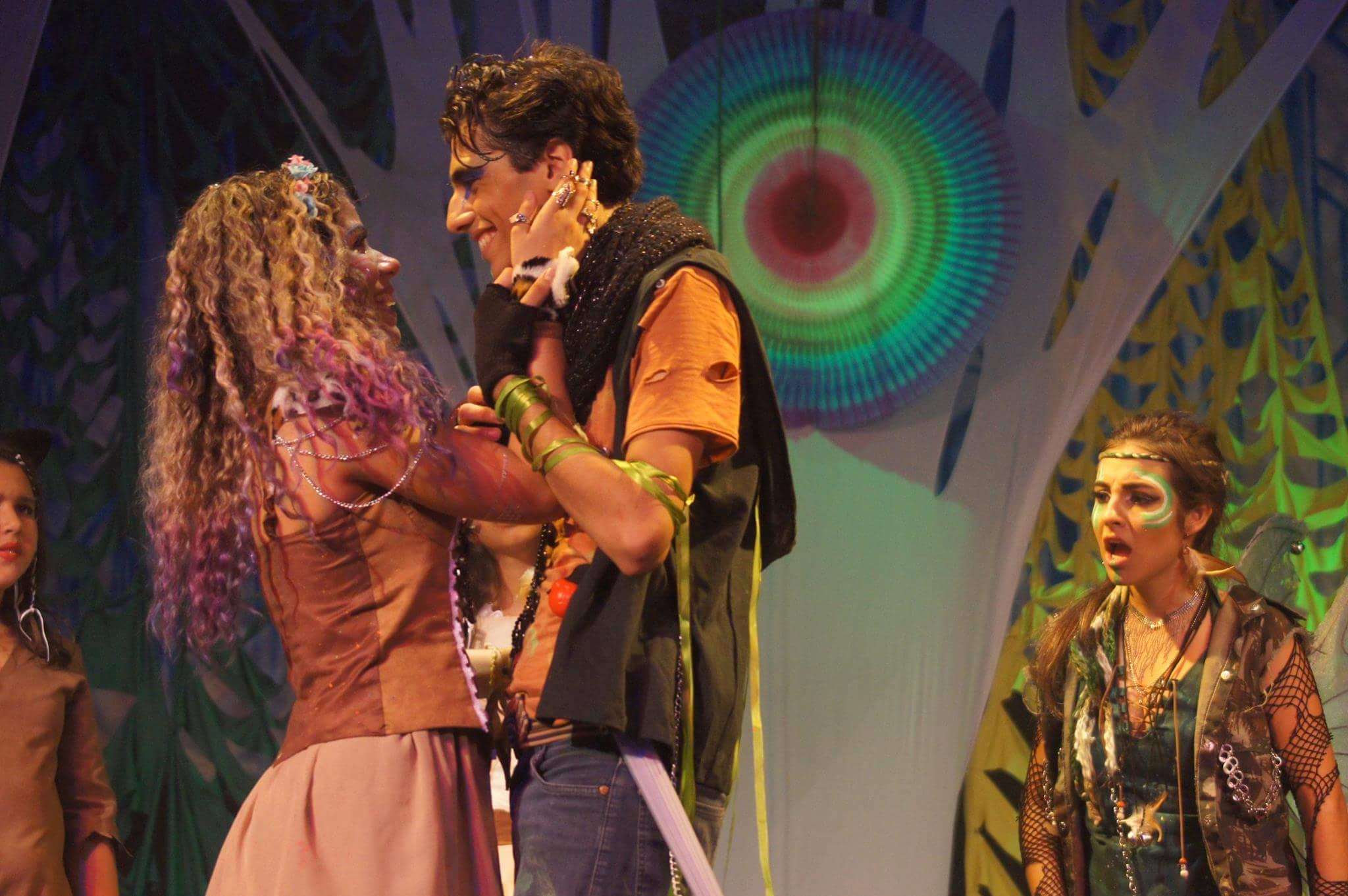 Peças de teatro, como Peter Pan, estão na programação